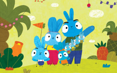 "KIDSME ANNOUNCES NEWS FOR ""BRAVE BUNNIES"" TV SERIES"