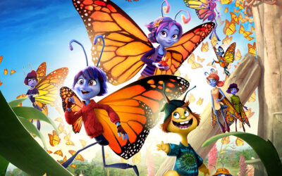 "PINK PARROT MEDIA'S  ANIMATED FILM ""BUTTERFLY TALE'' CELEBRATED AT ITFS"
