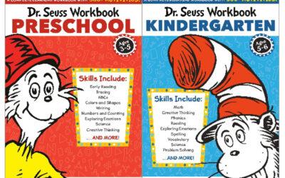 RANDOM HOUSE CHILDREN'S BOOKS TO PUBLISH DR. SEUSS WORKBOOKS