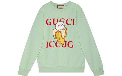 GUCCI AND CRUNCHYROLL COLLABORATE ON SPECIALE BANANYA COLLECTION