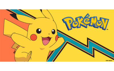 POKEMON CELEBRATES ITS 25TH ANNIVERSARY