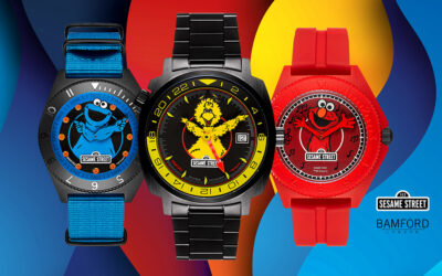 BAMFORD LONDON UNVEILS LIMITED EDITION SESAME STREET COLLECTION