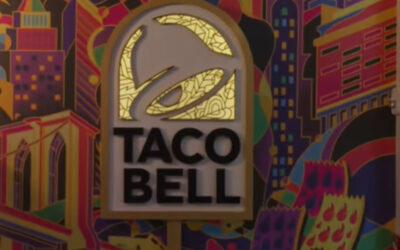 TACO BELL OPENS ITS FIRST DIGITAL RESTAURANT