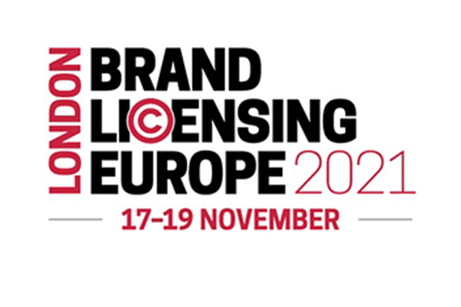 BRAND LICENSING EUROPE SUPPORTS INDUSTRY TO LOOK TO THE FUTURE WITH WHAT'S NEXT 2021 THEME