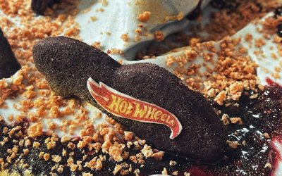WHAT DOES THE CHALLENGE TASTE LIKE? DISCOVER IT WITH THE GELATO DEDICATED TO HOT WHEELS