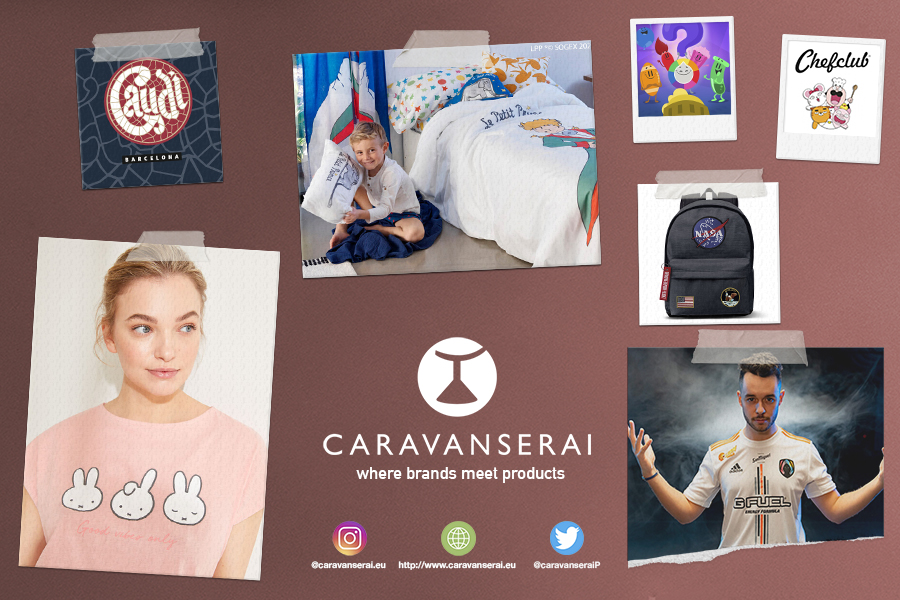 CARAVANSERAI. UN NUOVO APPROCCIO AL LICENSING