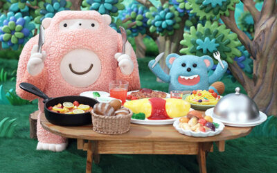 APC KIDS' ZEPHYR ANIMATION SIGNS CO-DEVELOPEMENT DEAL WITH FRANCE TELEVISIONS ON MOGU & PEROL