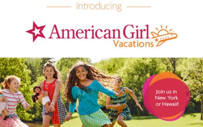 AMERICAN GIRL AND ACADEMIC TRAVEL ABROAD CREATE NEW FAMILY-FRIENDLY EXPERIENTIAL VACATION PACKAGES