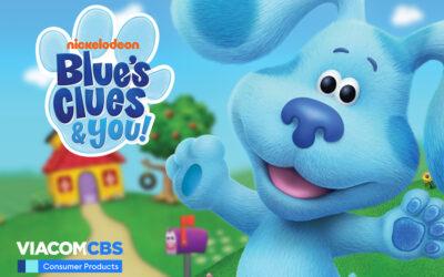 BLUES CLUES AND YOU, LA PROPERTY VIACOMCBS DEL MOMENTO