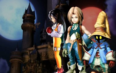 FINAL FANTASY® IX TO BE ADAPTED INTO AN ANIMATION SERIES FO THE FIRST TIME