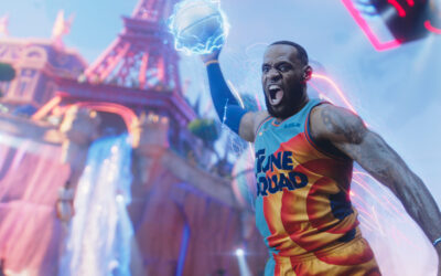 SPACE JAM: NEW LEGENDS ARRIVES IN ITALY