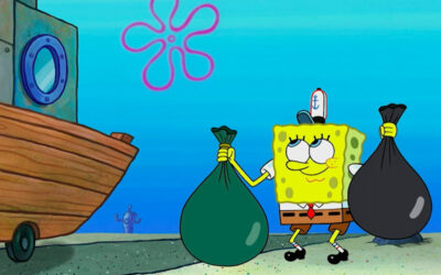 SPONGEBOB AND NICKELODEON TOGETHER FOR THE OCEAN