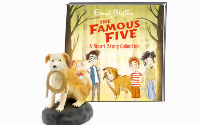 """TONIES HA LANCIATO IL SUO NUOVO AUDIO """"THE FAMOUS FIVE: A SHORT STORY COLLECTION"""""""