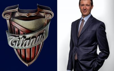TITANUS APPOINTS STEFANO BETHLEN AS NEW GENERAL MANAGER