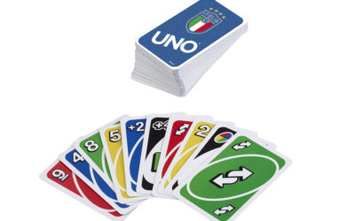 UNO AZZURRI: THE LIMITED EDITION OF UNO DEDICATED TO THE ITALIAN NATIONAL TEAM
