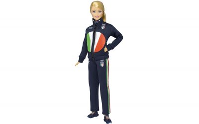 BARBIE, ITALIA TEAM AND EA7 EMPORIO ARMANI TOGETHER IN TOKYO 2020 TO CELEBRATE WOMEN IN SPORT FOR A VERY SPECIAL PURPOSE