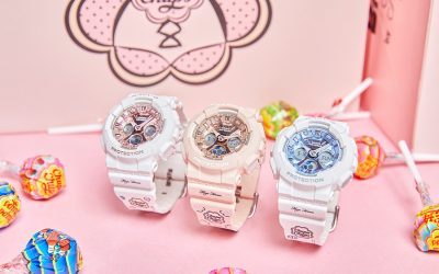 CASIO AND CHUPA CHUPS FOR NEW CAPSULE COLLECTION