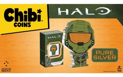 HALO MASTER CHIEF CHIBI™ COIN SELLS OUT WITHIN 48 HOURS
