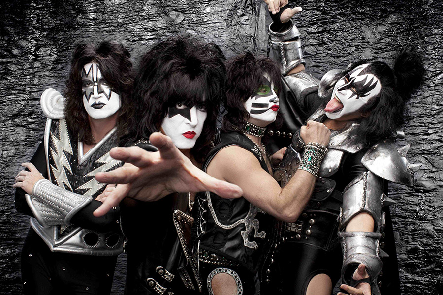 THE KISS MONSTER MERCHANDISE MACHINE REACHES NEW HEIGHTS GLOBALLY