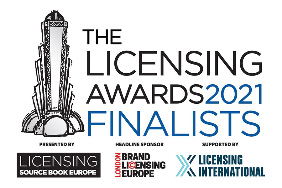 THE LICENSING AWARDS 2021: THE FINALISTS