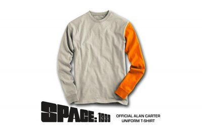 ANDERSON ENTERTAINMENT LAUNCHES SPACE:1999 COSPLAY T-SHIRT