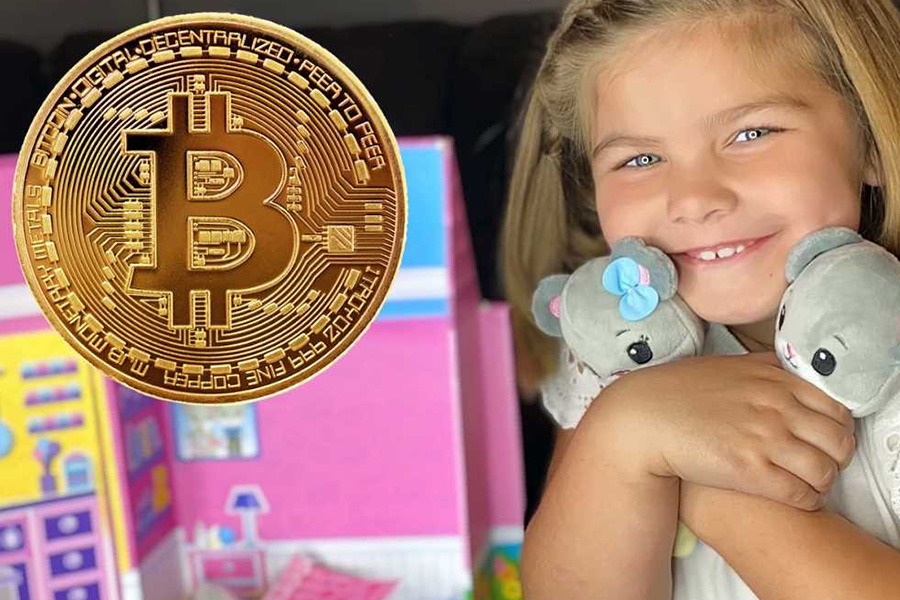 TOY INDUSTRY GOES CRYPTO