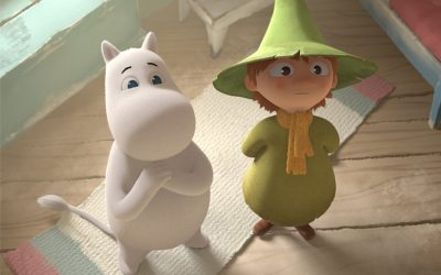 GUTSY ANIMATIONS' MOOMINVALLEY TO FEATURE IN NEW EXHIBITION AT NATIONAL CHILDREN'S MUSEUM IN WASHINGTON D.C.