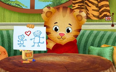 NINE NEW LICENSING PARTNERS AND BRAND EXTANSIONS FOR DANIEL TIGER'S NEIGHBORHOOD