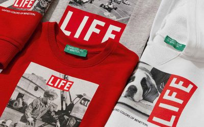NEW LIFE X BENETTON COLLECTION