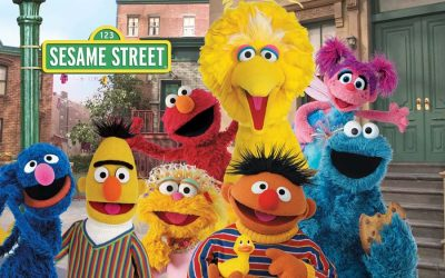 FALL INTO FALL WITH SESAME STREET'S NEWEST COLLABS FOR KIDS
