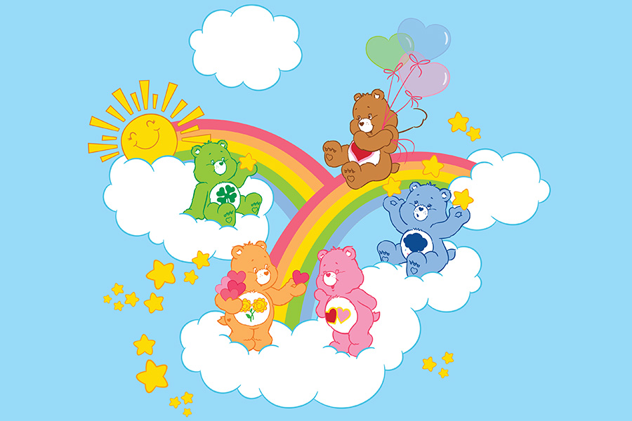 APPAREL AND FOOTWEAR LICENSEES ON BOARD FOR CARE BEARS™ COLLABORATIONS
