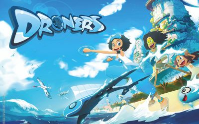 DRONERS IS EXPANDING ITS PUBLISHING SIDE