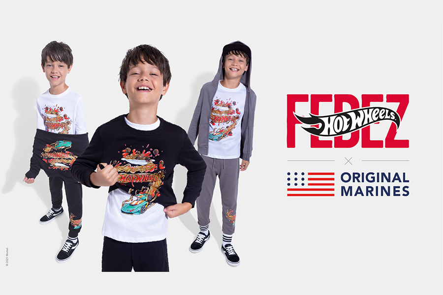 HOT WHEELS MEETS FEDEZ… AND IT'S A CHALLENGE!