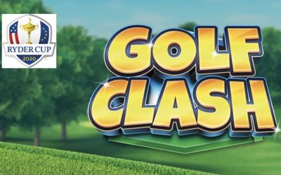 EXPERIENCE THE RYDER CUP IN AWARD-WINNING MOBILE GAME GOLF CLASH