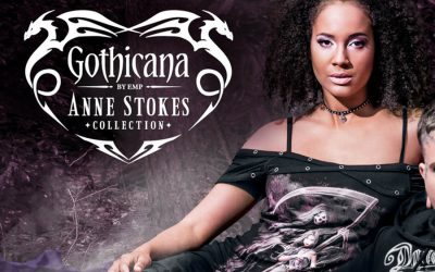 GOTHICANA X ANNE STOKES BY EMP
