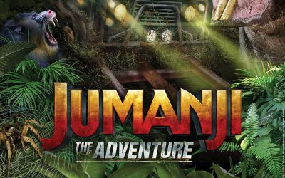SONY PICTURES ENTERTAINMENT AND GARDALAND ANNOUNCE THE WORLD'S FIRST JUMANJI®-THEMED RIDE TO OPEN IN 2022