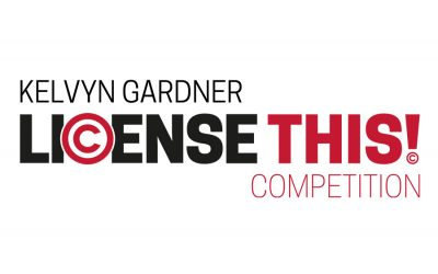 BRAND LICENSING EUROPE ANNOUNCE THE KELVYN GARDNER LICENSE THIS! COMPETITION