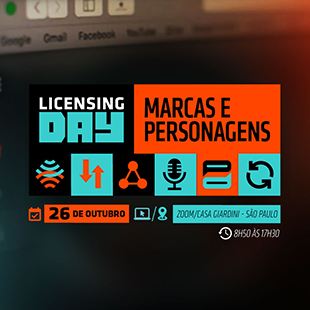 LICENSING DAY - MARCAS & PERSONAGENS