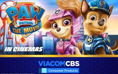 PAW PATROL DEBUTS IN THEATRES IN ITALY