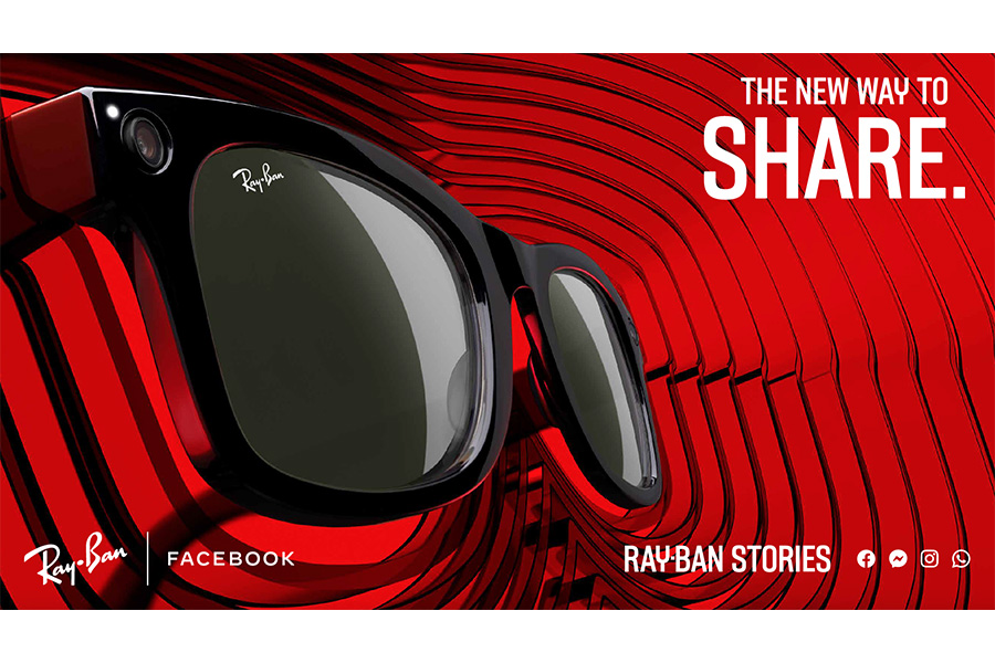 FACEBOOK AND RAY-BAN RELEASES THE NEXT GENERATION OF SMART GLASSES