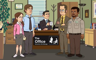 LEAF MOBILE IN COLLABORATION WITH UNIVERSAL GAMES AND DIGITAL PLATFORMS ANNOUNCE THE OFFICE: SOMEHOW WE MANAGE COMING SOON TO MOBILE
