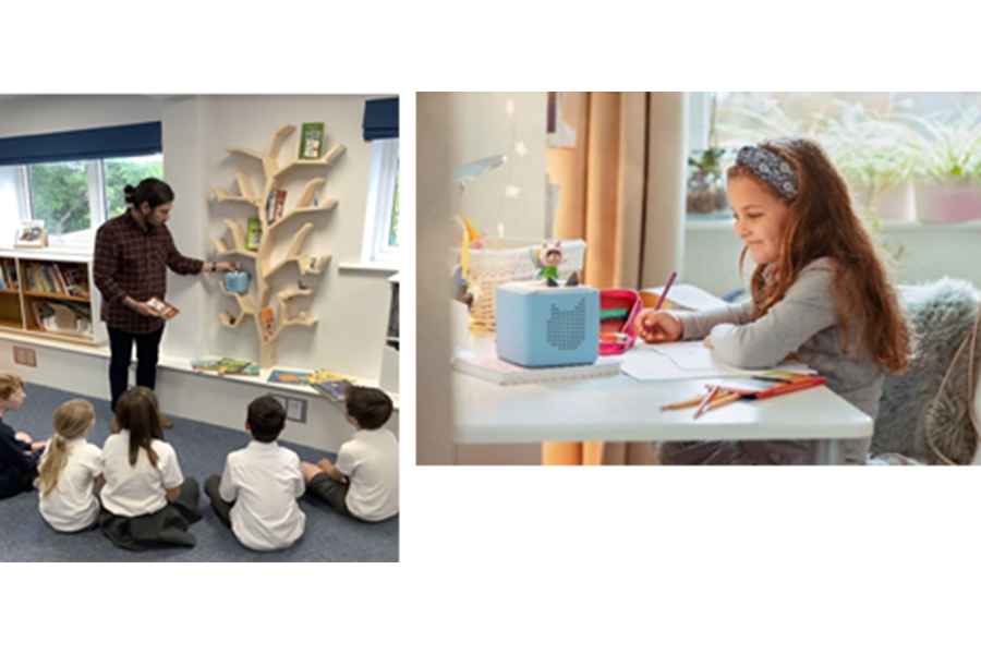 TONIES LAUNCHES SCHOOL AND NURSERIES EDUCATION INITIATIVE