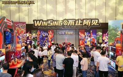 WINSING UNVEILED NEW IP AND ROLLOUT NEW TOY LINE