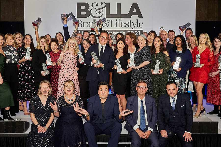 BRAND & LIFESTYLE LICENSING AWARDS 2021: THE WINNERS