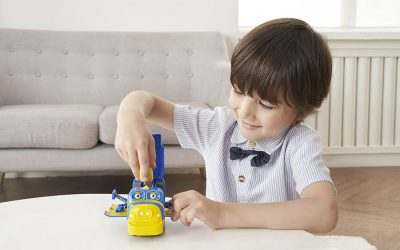 """NEW TOY LINE FEATURING INTERNATIONAL HIT PRESCHOOL SERIES """"CHUGGINGTON"""" STAR CHARACTERS IN STORES FOR HOLIDAY 2021"""