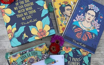 FRIDA KAHLO BLUEPRINT COLLECTIONS LAUNCH