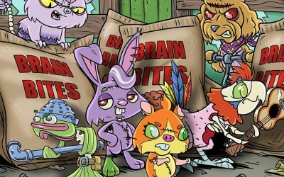 """BRAND NEW PROPERTIES INCLUDING """"PET SHOP ZOMBIES"""" FROM LOOMI ANIMATION LAUNCHED AT MIPCOM"""