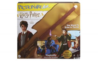 PICTIONARY AIR HARRY POTTER IS COMING!