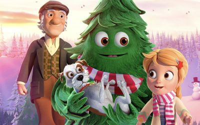 """FIREFLY BRAND MANAGEMENT HEADS INTO THE HOLIDAYS WITH THE EMMY NOMINATED ANIMATED CHRISTMAS SPECIAL """"PINEY: THE LONESOME PINE"""""""