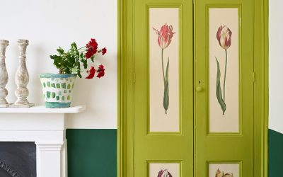 RHS AND ANNIE SLOAN PARTNER FOR DECORATIVE PRODUCTS FOR THE HOME